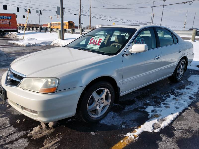 2003 Acura TL 3.2 In West Chester OH - Zated Automotive