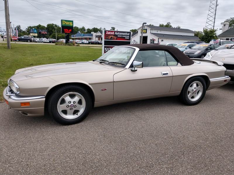 1995 Jaguar XJ Series For Sale At Zated Automotive In West Chester OH