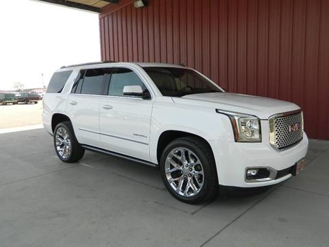 2015 GMC Yukon for sale in Red Springs, NC