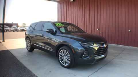 2019 Chevrolet Blazer for sale in Red Springs, NC
