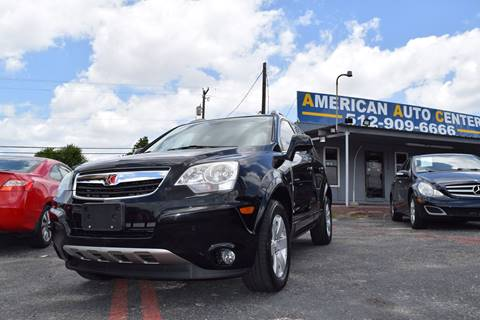 2008 Saturn Vue for sale in Austin, TX