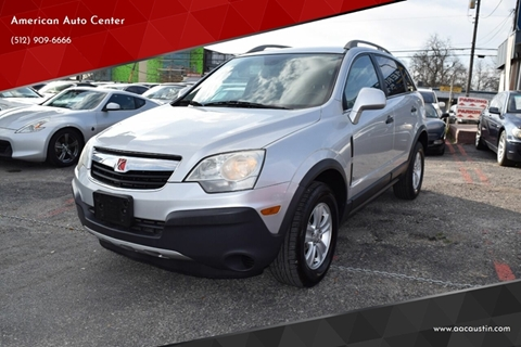 2009 Saturn Vue for sale at American Auto Center in Austin TX
