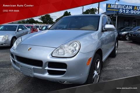 2006 Porsche Cayenne for sale in Austin, TX