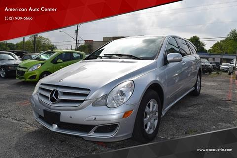 Mercedes Of Austin >> Mercedes Benz R Class For Sale In Austin Tx American Auto
