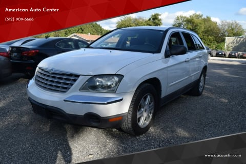 2006 Chrysler Pacifica for sale at American Auto Center in Austin TX
