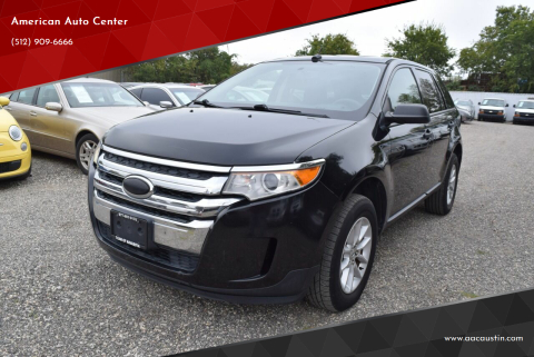2013 Ford Edge for sale at American Auto Center in Austin TX