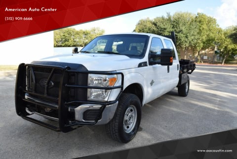 2014 Ford F-250 Super Duty for sale at American Auto Center in Austin TX