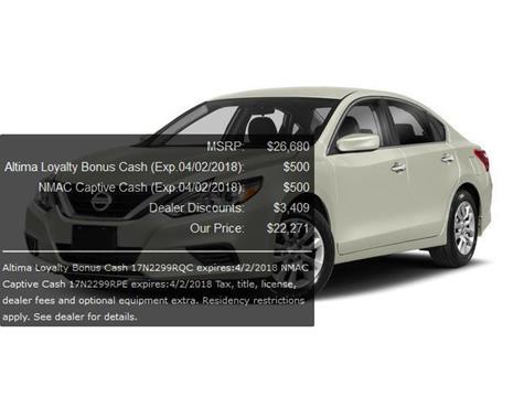 Nissan Altima For Sale In Minnesota Carsforsale Com