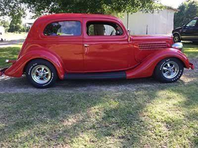 1935 Ford Deluxe for sale at Mafia Motors in Boerne TX
