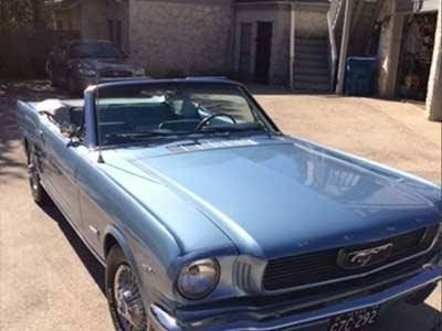 1966 Ford Mustang for sale at Mafia Motors in Boerne TX