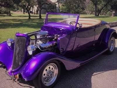 1934 Ford Model A for sale at Mafia Motors in Boerne TX