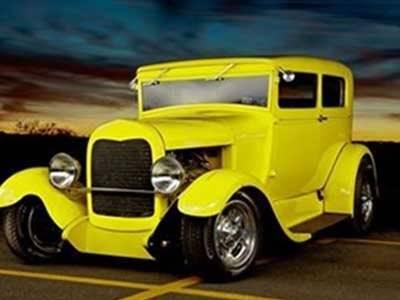 1928 Ford Model A for sale at Mafia Motors in Boerne TX