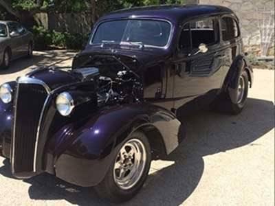 1938 Chevrolet Street Rod for sale at Mafia Motors in Boerne TX
