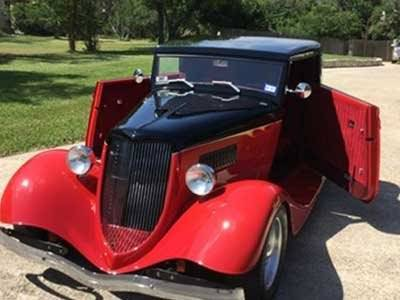 1933 Ford Model A for sale at Mafia Motors in Boerne TX