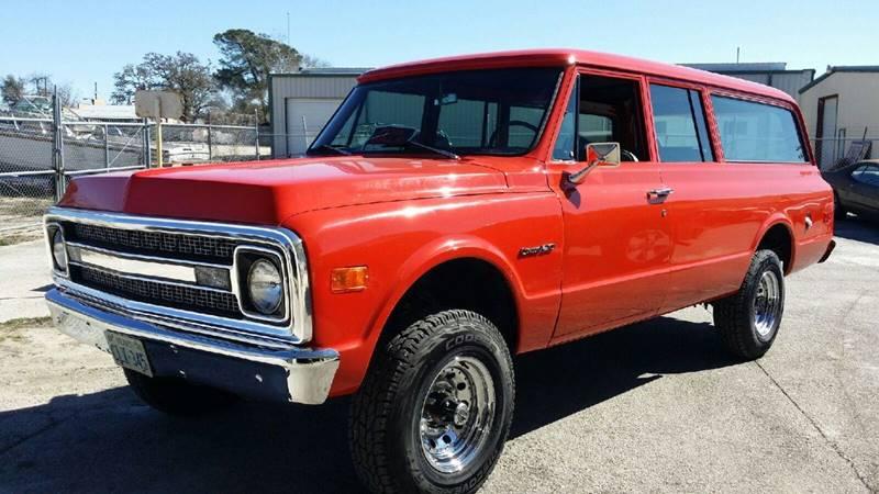 1970 Chevrolet C/K 20 Series for sale at Mafia Motors in Boerne TX