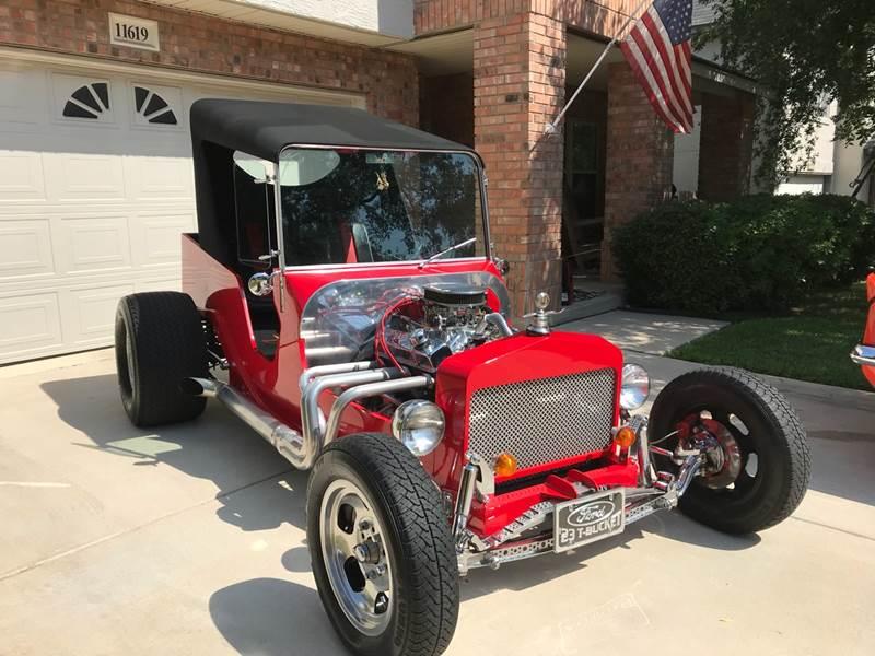 1923 Ford Model T for sale at Mafia Motors in Boerne TX
