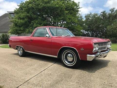 1965 Chevrolet El Camino for sale at Mafia Motors in Boerne TX