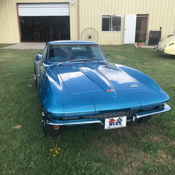 1966 Chevrolet Corvette for sale at Mafia Motors in Boerne TX