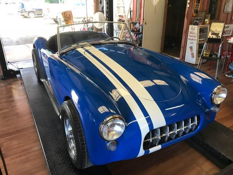 1958 MG MGA for sale at Mafia Motors in Boerne TX