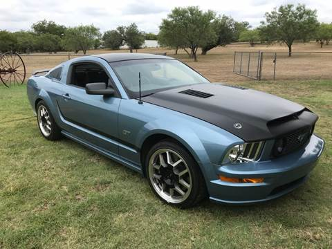 2005 Ford Mustang for sale at Mafia Motors in Boerne TX