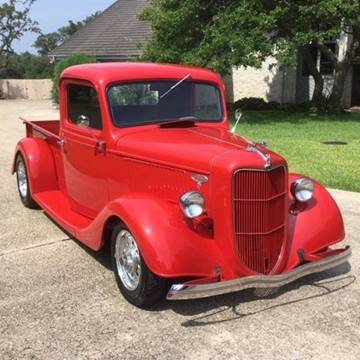 1936 Ford F-100 for sale at Mafia Motors in Boerne TX