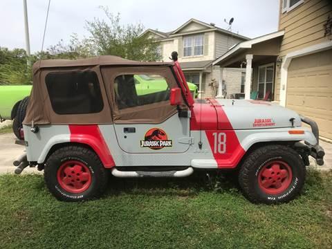 1992 Jeep Wrangler for sale in Boerne, TX