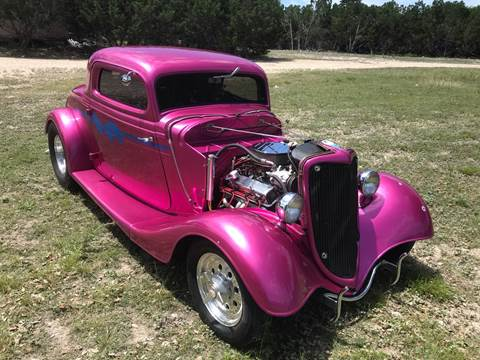 1934 Ford Model A for sale in Boerne, TX