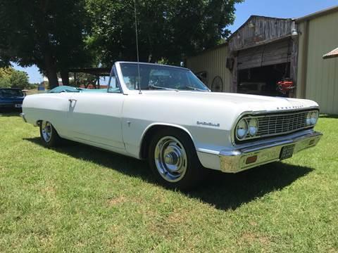 1964 Chevrolet Chevelle Malibu for sale in Boerne, TX