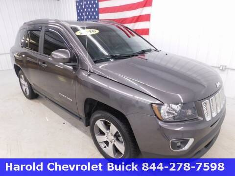2016 Jeep Compass for sale in Angola, IN