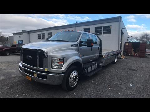 2017 Ford F-650 Super Duty for sale in Millerton, NY