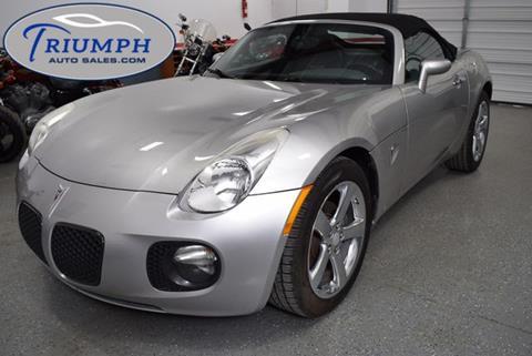 2008 Pontiac Solstice for sale in Memphis, TN
