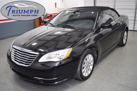 2013 Chrysler 200 Convertible for sale in Memphis, TN