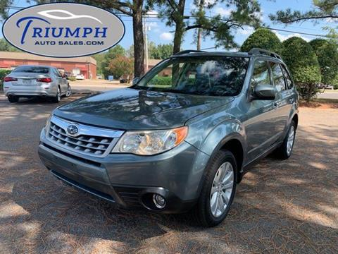 2012 Subaru Forester for sale in Memphis, TN