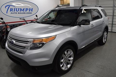 2011 Ford Explorer for sale in Memphis, TN