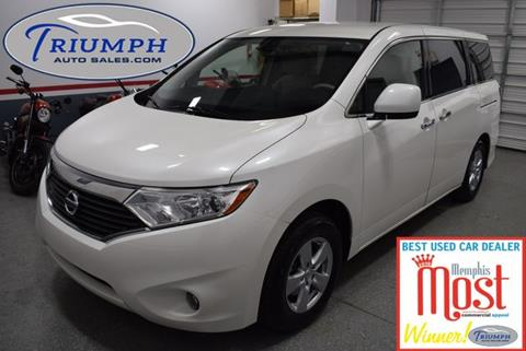 2012 Nissan Quest for sale in Memphis, TN