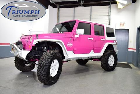 2008 Jeep Wrangler Unlimited for sale in Memphis, TN