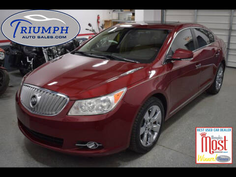 Used Cars Memphis Tn >> Used Buick Lacrosse For Sale In Memphis Tn Carsforsale Com