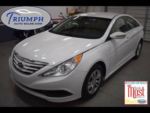 2014 Hyundai Sonata GLS for sale at Triumph Auto Sales in Memphis TN
