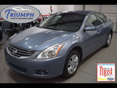 2012 Nissan Altima for sale at Triumph Auto Sales in Memphis TN