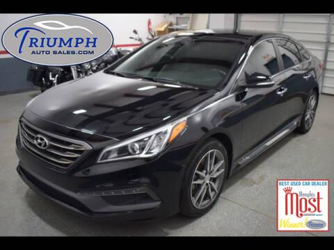 2015 Hyundai Sonata for sale at Triumph Auto Sales in Memphis TN