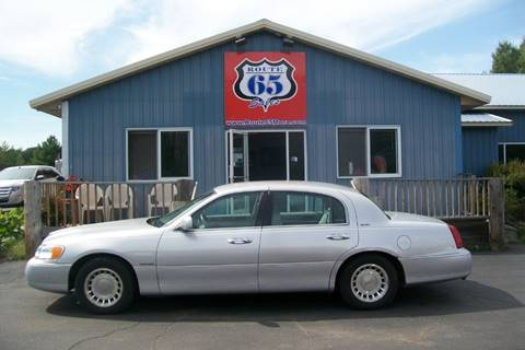 1998 Lincoln Town Car For Sale In Ellijay Ga Carsforsale Com