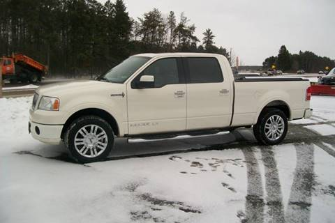 Used 2008 Lincoln Mark Lt For Sale Carsforsale Com
