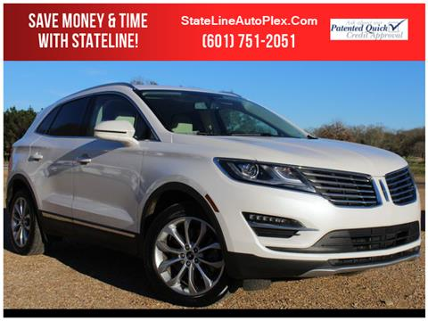 2015 Lincoln MKC for sale in Woodville, MS