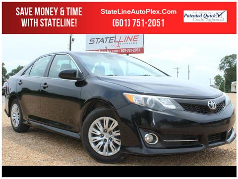 2014 Toyota Camry for sale in Woodville, MS
