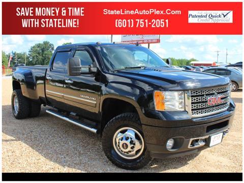 2014 GMC Sierra 3500HD for sale in Woodville, MS