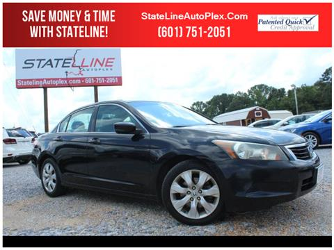 2009 Honda Accord for sale in Woodville, MS