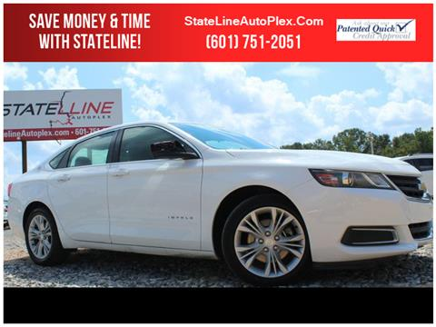 2014 Chevrolet Impala for sale in Woodville, MS