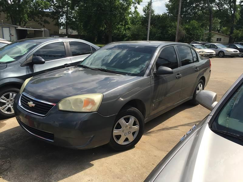 2007 Chevrolet Malibu For Sale At A 1 Auto Sales In Conway AR