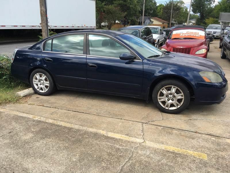 2005 Nissan Altima For Sale At A 1 Auto Sales In Conway AR