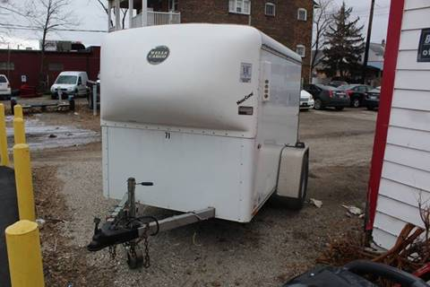 2013 WELLS CARGO SW8 trailer for sale in Cleveland, OH